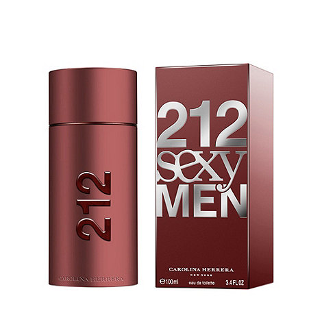 Carolina Herrera - +212 Sexy Men+ eau de toilette