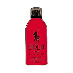 Ralph Lauren - Polo Red Body Spray 300ml