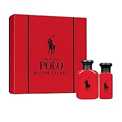 Ralph Lauren - Polo Red Eau de Toilette 75ml Gift Set for Him