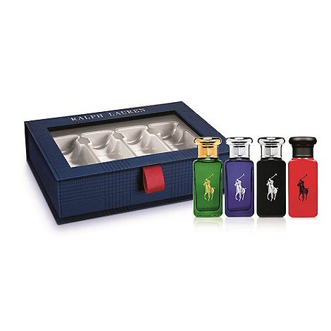 Ralph Lauren - +Luxury World Of Polo+ collection of four gift set