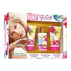 Taylor Swift - Incredible Things Eau de Parfum 30ml Christmas gift set