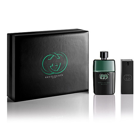 GUCCI - +Guilty+ eau de toilette gift set