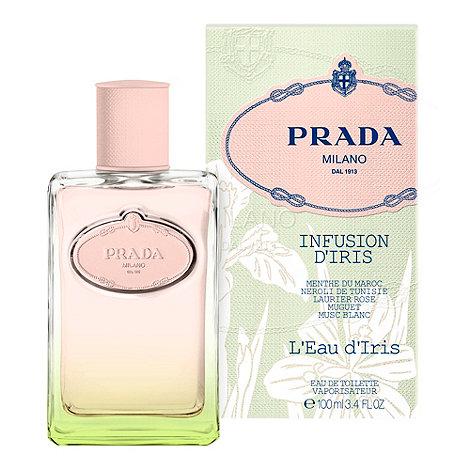 Prada - Prada L+Eau d+Iris 100ml Eau De Toilette