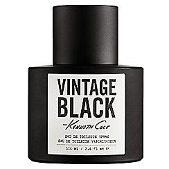 Kenneth Cole - 'Vintage Black' eau de toilette 100ml