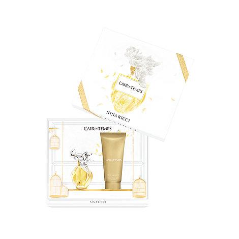 Nina Ricci - +L+Air Du Temps+ eau de toilette 30ml gift set