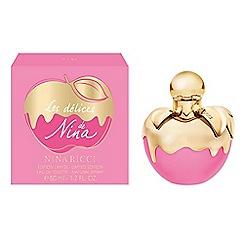 Nina Ricci - Les Délices de Nina Limited Edition Eau de Toilette 50ml