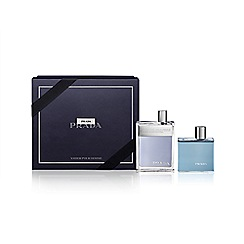 Prada - 'Amber Pour Homme' eau de toilette 100ml Christmas gift set