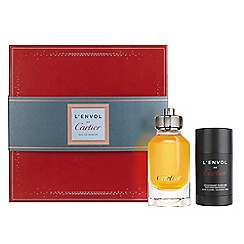 Cartier - 'L'Envol' eau de parfum 80ml Christmas gift set