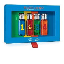 Ralph Lauren - 'Big Pony Collection For Men' fragrance Christmas gift set