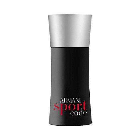 Giorgio Armani - Armani Code Sport Eau De Toilette