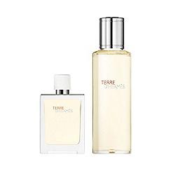 Hermès - Terre d'Hermès Eau Tres Fraiche Eau de Toilette Refillable Travel Spray + Refill