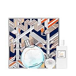 Hermès - 'Eau des Merveilles Bleue' perfume gift set