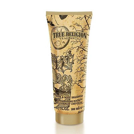 True Religion - Hair and body shampoo