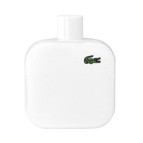 Lacoste - +Eau de Lacoste L.12.12 Blanc+ eau de toilette