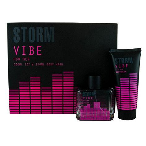 STORM - Vibe for her 100ml Eau de Toilette Gift Set