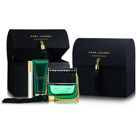 Marc Jacobs - +Decadence+ eau de parfum 100ml gift set