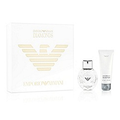 Emporio Armani - Diamonds Elle Eau de Parfum Gift Set 50ml