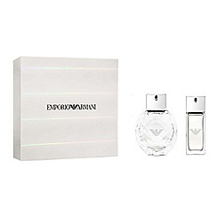 Emporio Armani - Diamonds Eau de Parfum 50ml Giftset for Her