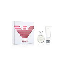 ARMANI - 'Diamonds' eau de parfum gift set