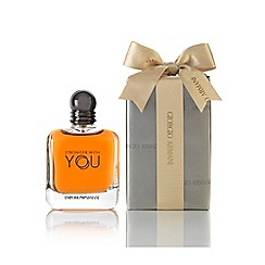 ARMANI - Gift wrapped 'Stronger With You' eau de toilette 100ml