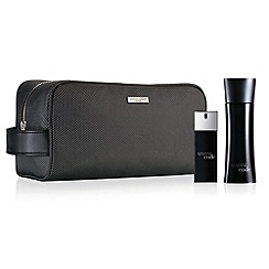 Giorgio Armani - Armani Code Men's Travel Bag Gift Set