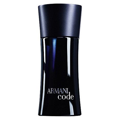 ARMANI - +Armani Code+ homme eau de toilette
