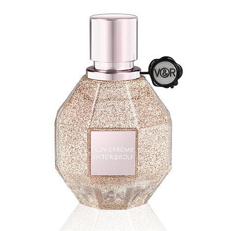 Viktor & Rolf - +Flowerbomb+ limited edition 50ml eau de parfum