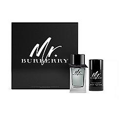 Burberry - 'Mr. Burberry' eau de toilette 100ml gift set