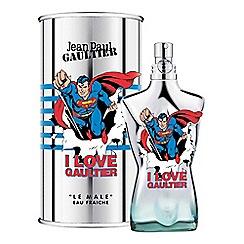 Jean Paul Gaultier - 'Le Mâle Superman Eau Fraîche' eau de toilette 125ml