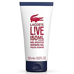 Lacoste - Lacoste L!VE Shower Gel 150ml