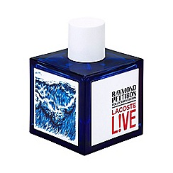 Lacoste - Lacoste L!VE Collector's Edition Eau de Toilette 100ml