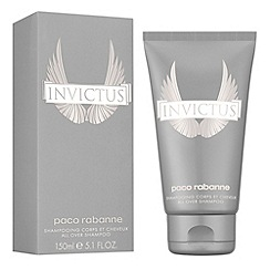 Paco Rabanne - Invictus All Over Hair and Body Shampoo 150ml