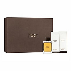 Vera Wang - Vera Wang Men Eau De Toilette Gift Set 50ml