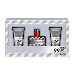 James Bond - Quantum Gift Set with Eau de Toilette 50ml & 2x Shower Gel 50ml