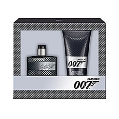 James Bond - '007 Signature' eau de toilette gift set