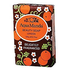 Aqua Manda - Aqua Manda Beauty Soap