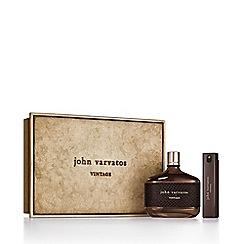 John Varvatos - 'Vintage' perfume gift set