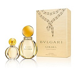 BVLGARI - 'Goldea' eau de parfum 50ml Christmas gift set