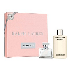 Ralph Lauren - Romance 50ml Eau De Toilette Gift Set for Her