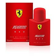 Ferrari Red Eau de Toilette 75ml