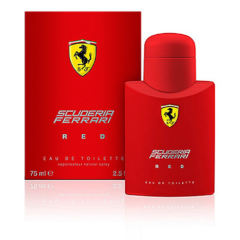 Ferrari - +Red+ eau de toilette