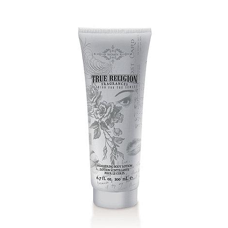 True Religion - True Religion body lotion 200ml