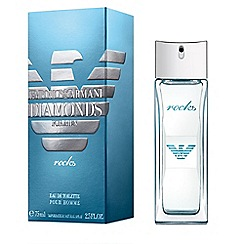 Emporio Armani - Diamonds Rocks Eau De Toilette
