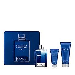Ferragamo - 'Acqua Essenziale Blu' gift set