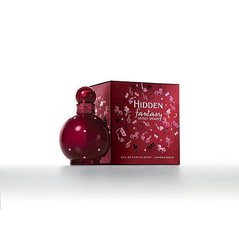 Britney Spears Beauty - +Hidden Fantasy+ eau de parfum