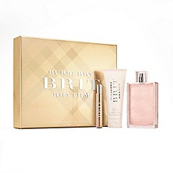 Burberry - Debenhams Exclusive - Brit Rhythm Floral EDT 90ml gift set