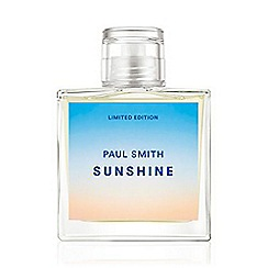Paul Smith - Sunshine for men eau de toilette 100ml