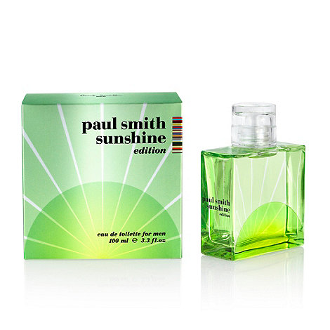 Paul Smith - Sunshine 100ml Eau De Toilette For Men