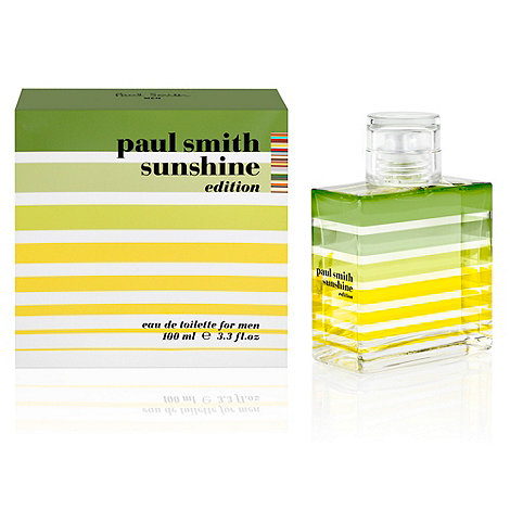 Paul Smith - Sunshine 100ml Eau De Toilette