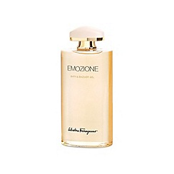 Ferragamo - 'Emozione' bath and shower gel